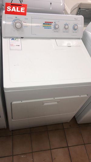 FIRST COME!!Large Capacity Electric Dryer Whirlpool CONTACT TODAY! #1520 for Sale in Aspen Hill, MD