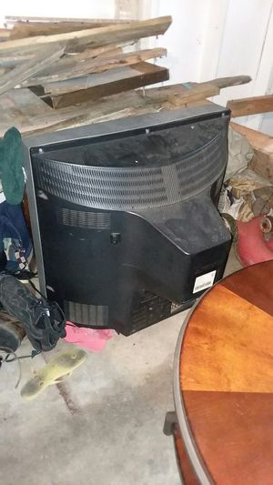 Big box tv for Sale in Zanesville, OH