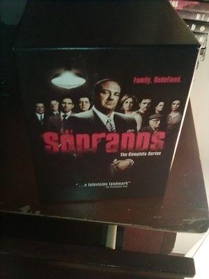 SOPRANOS BLU RAY DISC ALL 6 SEASONS for Sale in Pico Rivera, CA