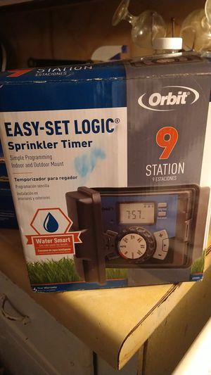 sprinkler timer for Sale in San Antonio, TX