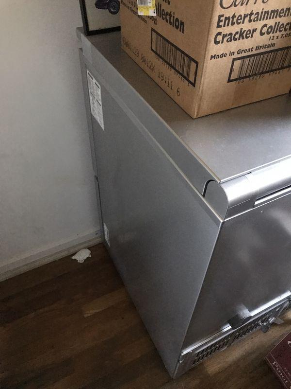 Huge Refrigerator and Freezer
