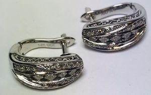 White gold earrings #3148 for Sale in Mobile, AZ