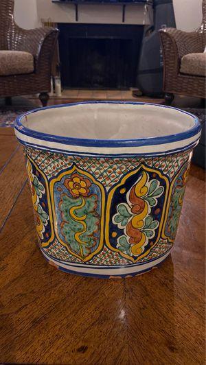 Mexican ceramic pot for Sale in Seattle, WA