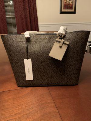 Signature Monogram Tote Bag MSRP: $268 for Sale in Martinsville, VA