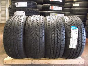 4-P 225/50R17 New Superguard for Sale in Baltimore, MD