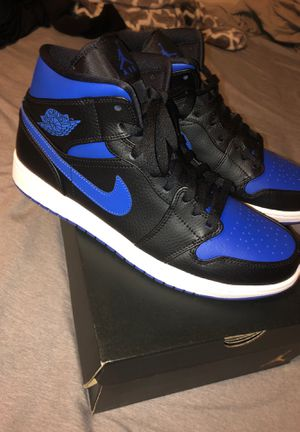 Jordan 1 Royal Blue Mids 10.5 for Sale in El Mirage, AZ