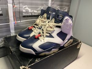 Jordan 6 'Olympic' size 10 2012 release for Sale in Cincinnati, OH