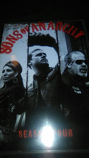 Sons of anarchy season 4 for Sale in Reedley, CA