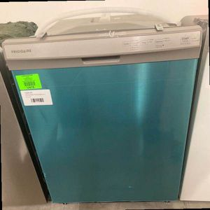 Frigidaire Dishwasher Ffcd2418us 2 KBK for Sale in Chino Hills, CA