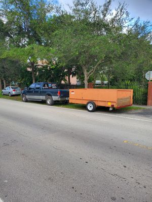 Trailer for Sale in Fort Lauderdale, FL