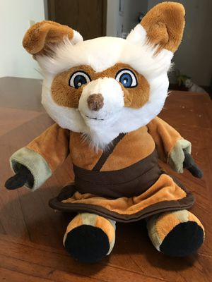 Dreamworks Kung Fu Panda Plush Stuffed Animal Master Shifu for Sale in Murray, UT