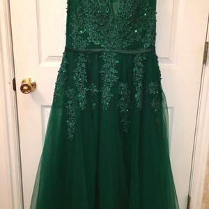 Green Prom Dress for Sale in Erda, UT