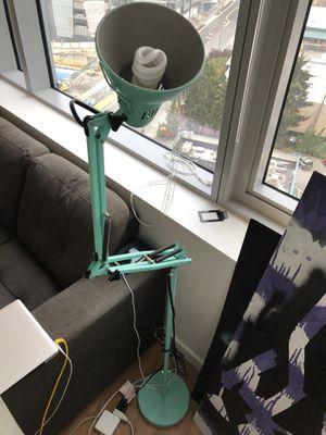 Adjustable floor lamp, eq3 for Sale in Bellevue, WA
