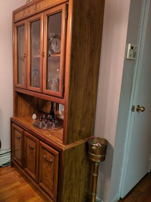 China cabinet for Sale in North Bergen, NJ