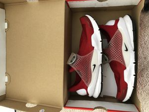 Nike Sock Dart Red (9) for Sale in Los Angeles, CA