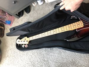 Bass gig bag for Sale in Costa Mesa, CA