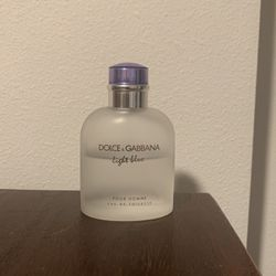 Dolce & Gabbana Light Blue Cologne for Sale in Seattle,  WA