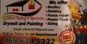 Roofing repairs for Sale in Dallas, TX