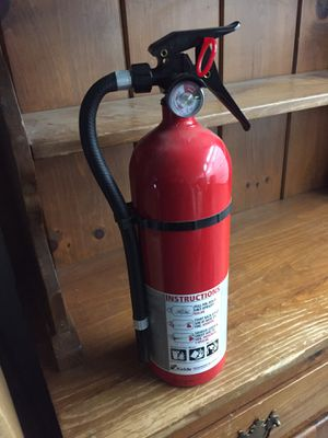 Fire Extinguisher. Fully Charged for Sale in Atkinson, NH