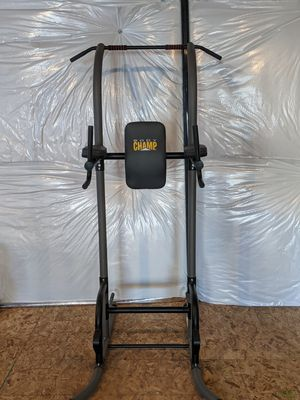 Pull-up/Dip/Leg-Raise/Push-up Power Tower for Sale in Arvada, CO