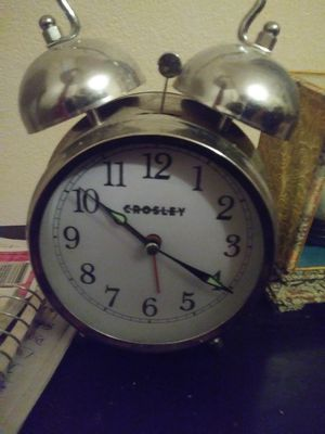 Alarm clock for Sale in Denton, TX