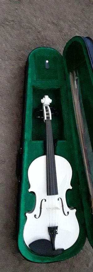 Brand new maple wood violin for Sale in Lebanon, TN