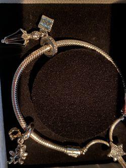 2 Disney Pandora Bracelets for Sale in Worcester,  MA