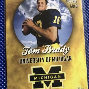 🔥Tom Brady🔥 1999 Gold Rookie Phenom (Bucs QB for Sale in St. Petersburg, FL
