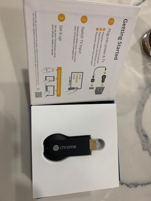Google Chromecast (1st Gen) for Sale in Brooklyn, NY