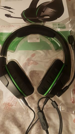 "XBOX ONE, ""HYPERX CLOUDX STINGER CORE,"" GAMING HEADSET for Sale in Chino, CA"