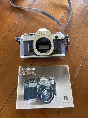 Canon AE1 for Sale in Nashville, TN