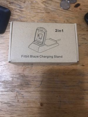 Fitbit blaze charging stand for Sale in Queens, NY