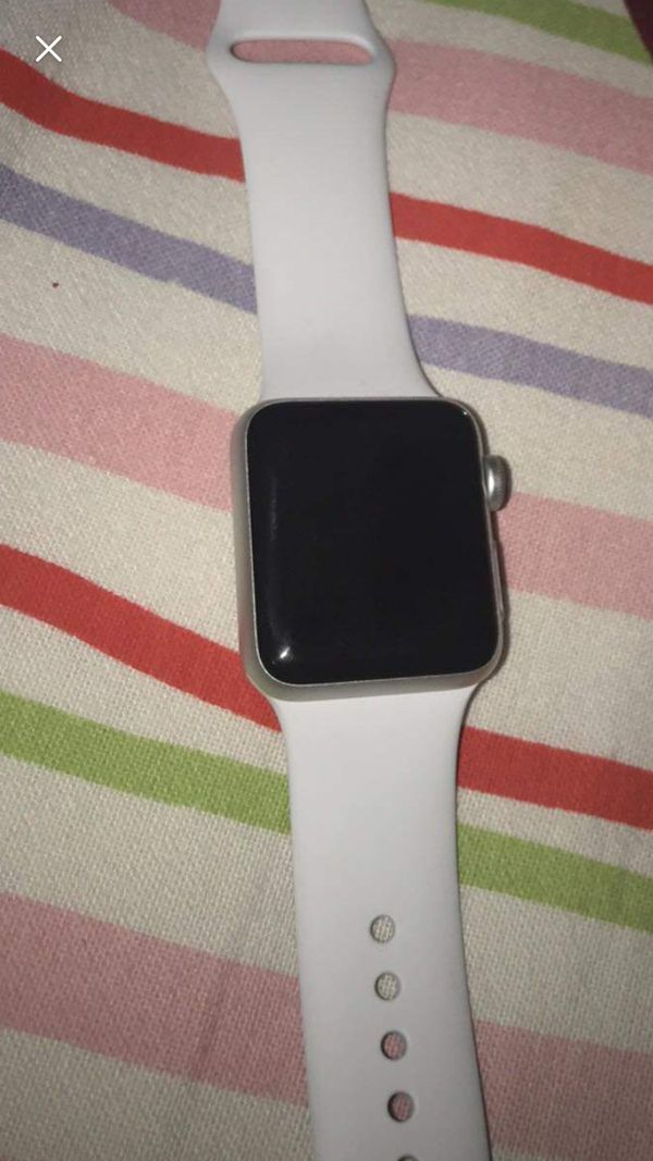 Apple Watch with 2 year warranty