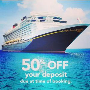 Disney Cruise Offer! Now thru Feb 15th!! for Sale in West Palm Beach, FL