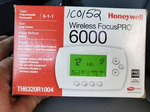 Honeywell wireless thermostat for Sale in Bristow, VA