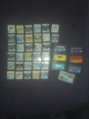 32 Nintendo DS games & 7 game boy advance games for Sale in Baltimore, MD