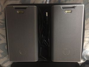 Computer/Gaming speakers New never used for Sale in Fayetteville, AR