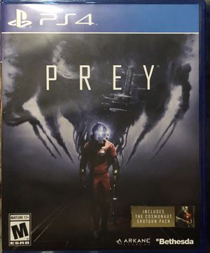 PS4 - Prey for Sale in Saratoga Springs, UT