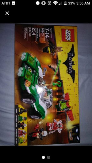 Lego joker collection sealed for Sale in Montgomery, AL