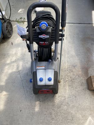 Pressure washer for Sale in Rancho Cucamonga, CA