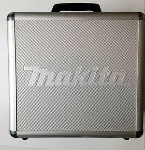Makita Drill Worklight Metal Tool Case 12v Max for Sale in Sacramento, CA
