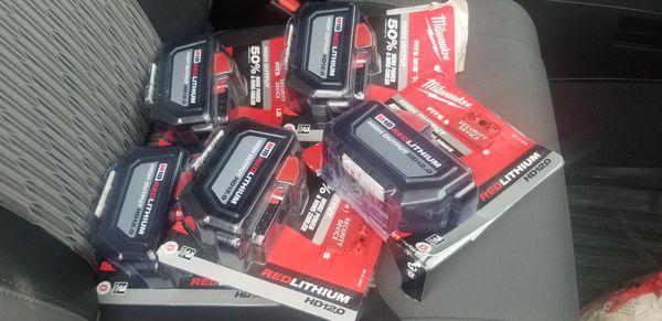 5 Baterias 12.0