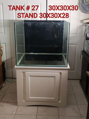 93 cube rimless reef ready fish tank for Sale in Staten Island, NY