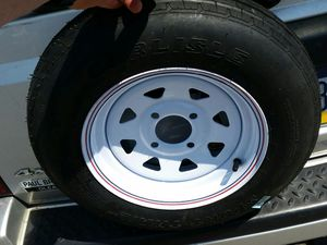 4 bolt trailer tire for Sale in UPPR Saint CLAIR, PA