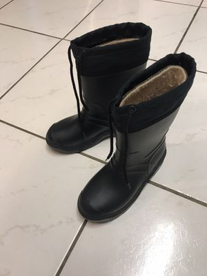 Kids Rain boots size 2 for Sale in Houston, TX