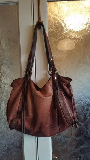 Brown leather Lucky purse for Sale in Seattle, WA