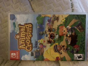 Animal crossing new horizons switch for Sale in Boston, MA