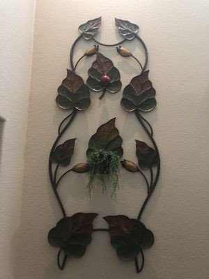 Wall Metals Decor 5 pieces for Sale in Chino, CA