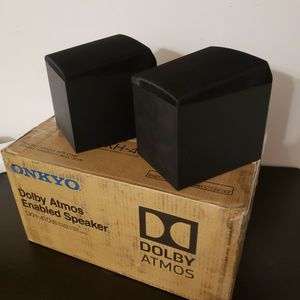 Onkyo Dolby Atmos Speakers for Sale in Edison, NJ