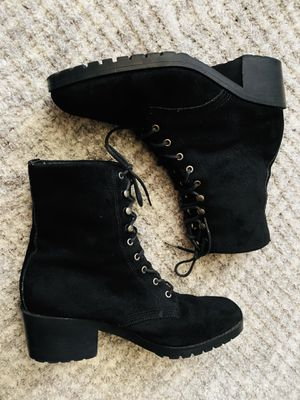 Black Boots🖤 for Sale in Anaheim, CA